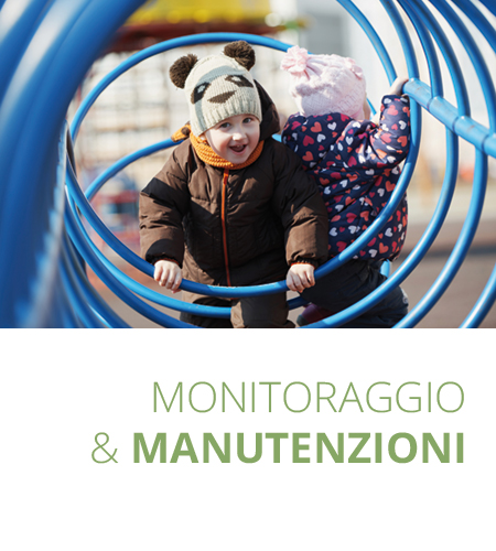 CATALOGO MONITORAGGIO & MANUTENZIONI